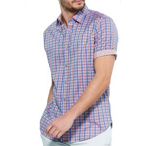 ROBERT GRAHAM Enders Classic Fit Button Down